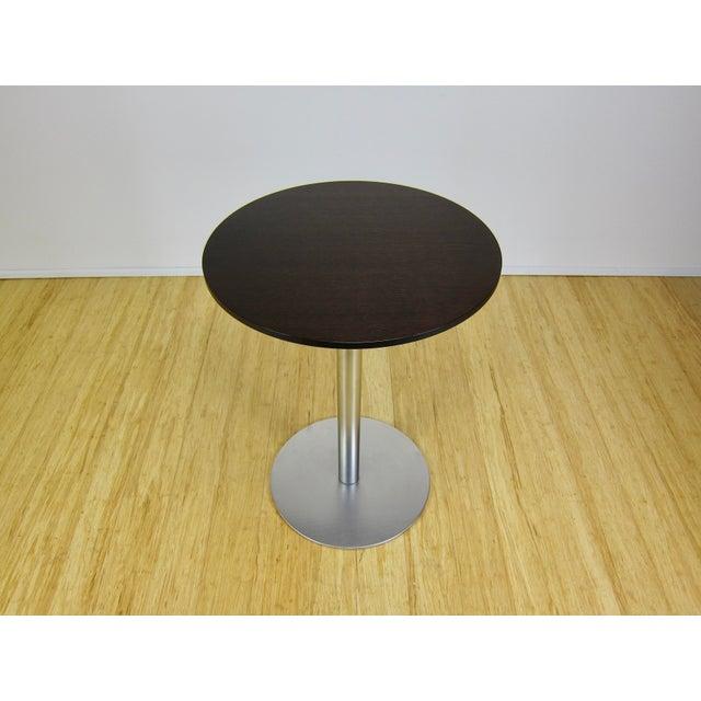 """Contemporary Romano Marcato Lapalma """"Brio"""" Bistro/Bar Table For Sale - Image 10 of 10"""