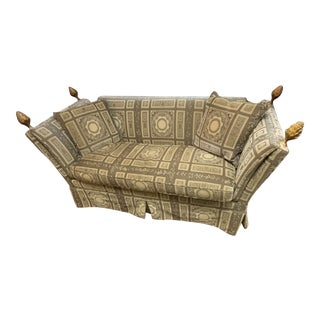 Late 20th Century Tradition English Style Settee For Sale