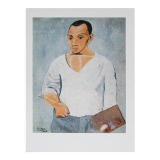 Rare 1971 Picasso, Period Self-Portrait Parisian Photogravure For Sale
