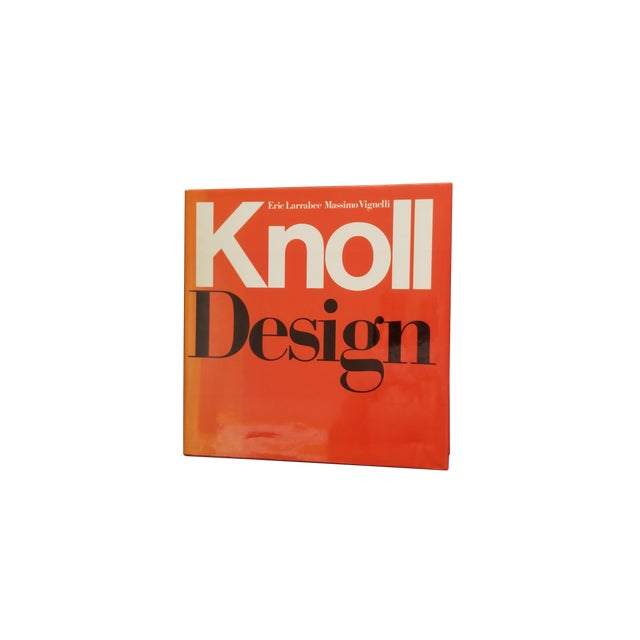 """""""Knoll Design"""" Coffee Table Book For Sale"""