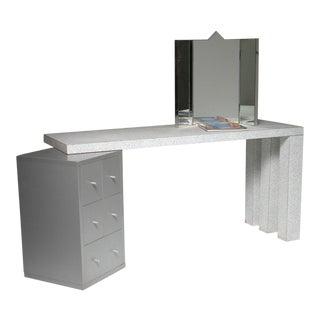 """Dione"" Desk by Antonia Astori for Driade For Sale"
