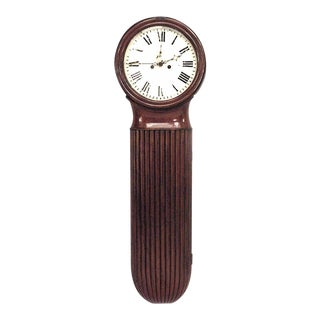 English Regency Parliamentary Wall Clock For Sale