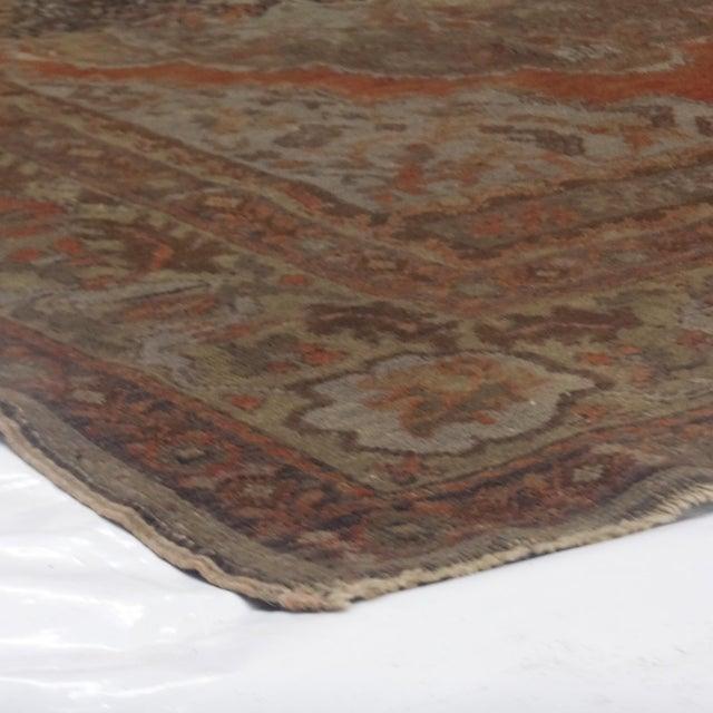 Leon Banilivi Antique Oushak Rug - 3′10″ × 5′7″ - Image 5 of 5