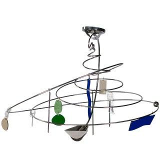 Pendant Chandelier Designed by Toni Cordero Montezemolo for the Artemide Co. For Sale
