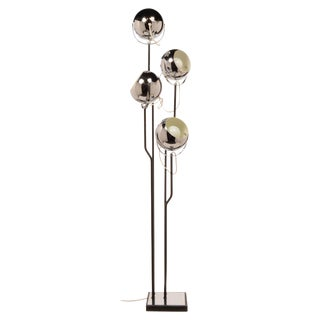Vintage Goffredo Reggiani Floor Lamp, Italian For Sale