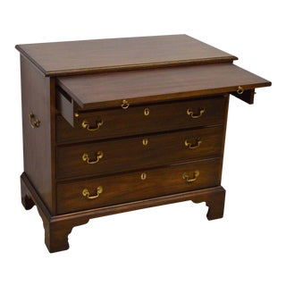 Henkel Harris Solid Mahogany Bachelor Chest