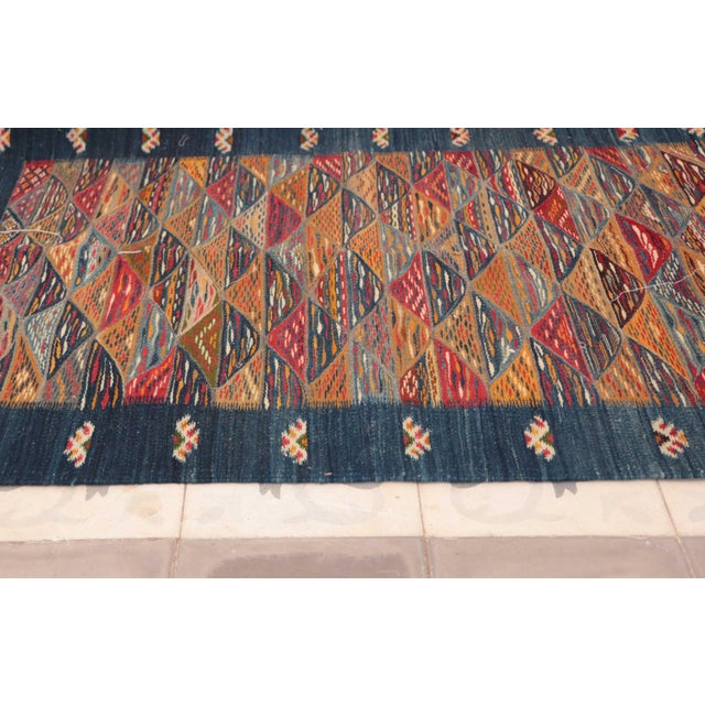 "Aknif Moroccan Rug - 2'5"" x 3'6"" - Image 3 of 4"