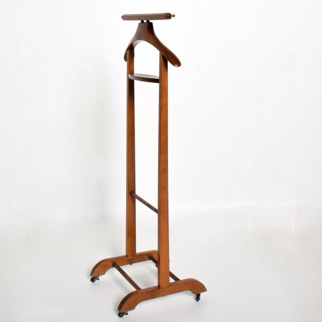 Metal Fratelli Reguitti Italian Mid-Century Modern Valet by Ico Parisi For Sale - Image 7 of 9