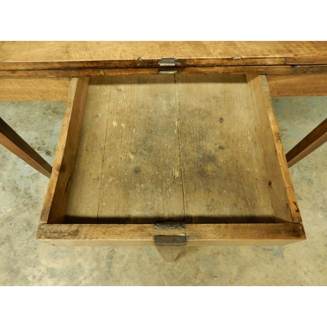Early 19th C. French Provincial Game Table For Sale In New Orleans - Image 6 of 8