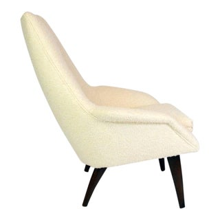 Mid-Century Modern Danish Lounge Chair For Sale