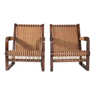 Vintage Ralph Lauren Joshua Tree Chairs - A Pair For Sale