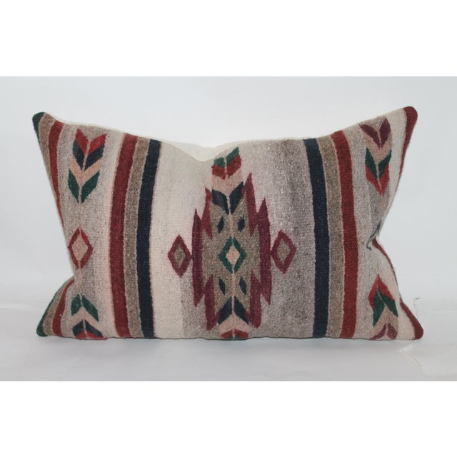 Native American Style Serape Pillows - A Pair For Sale In Los Angeles - Image 6 of 10