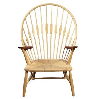 """Hans Wegner """"Peacock Chair"""" For Sale"""