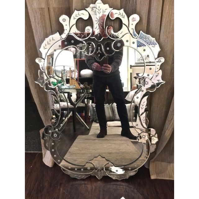 Traditional Venetian Syle Mirror - Image 3 of 5