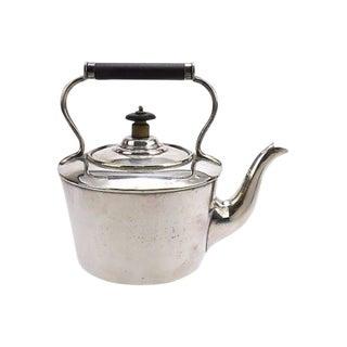 Antique Sheffield Silver Teapot