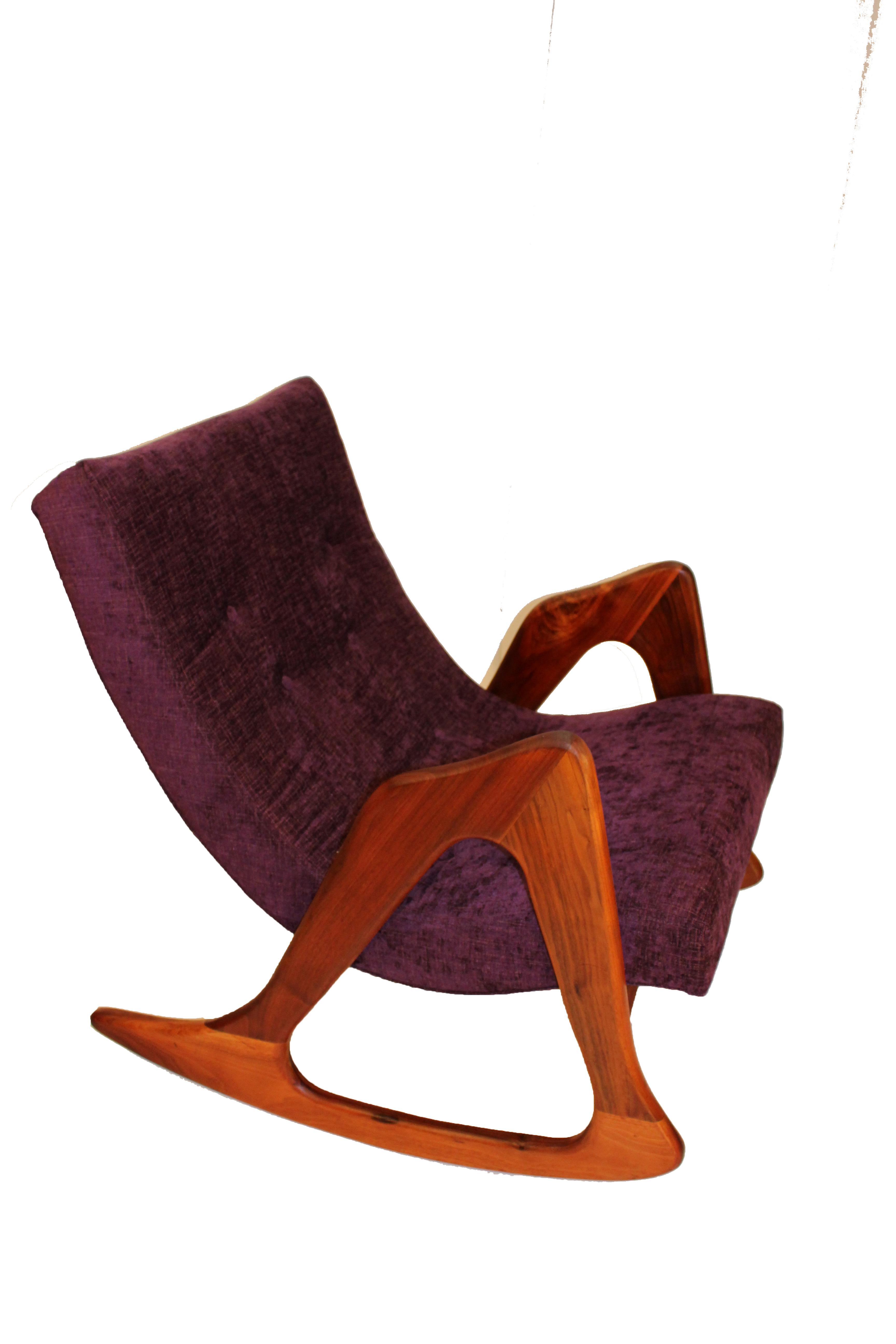 Adrian Pearsall Rocker For Craft Associates   Image 2 Of 5