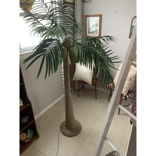 Palm Tree Floor Lamp Preview