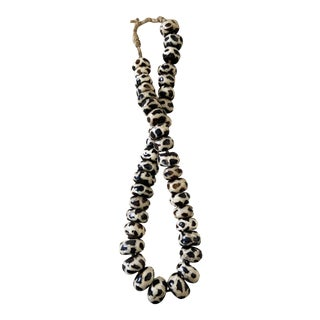 African Jumbo Bone Trading Beads For Sale