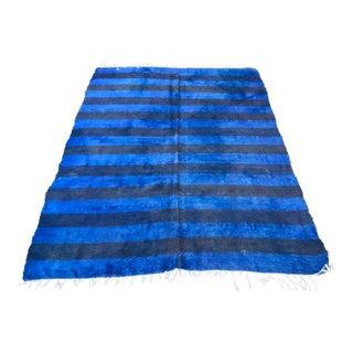 1960s Turkish Handmade Vintage Anatolian Kilim Rug