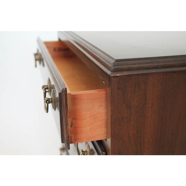 Small Chest of Drawers by Ethan Allen For Sale In Milwaukee - Image 6 of 11