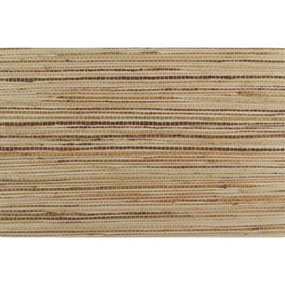 Sample, Maya Romanoff Island Weaves: Luau - Woven Jute & Paper Wallcovering For Sale