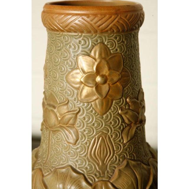 Ceramic French Vase For Sale - Image 7 of 8