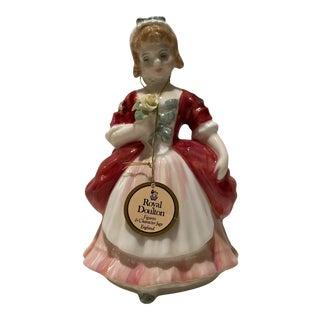 Vintage Royal Doulton Valerie Figurine For Sale