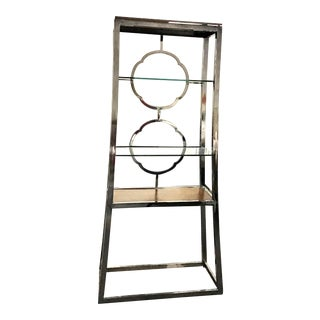 Contemporary Century Furniture Etagere For Sale
