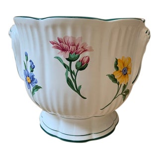 """Vintage Traditional Tiffany & Co Cachepot """"Sintra"""" For Sale"""