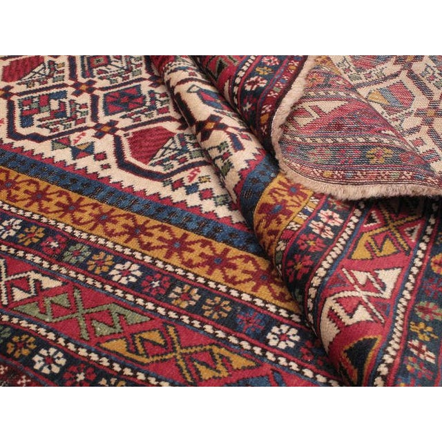 Textile Antique Shirvan Prayer Rug For Sale - Image 7 of 7