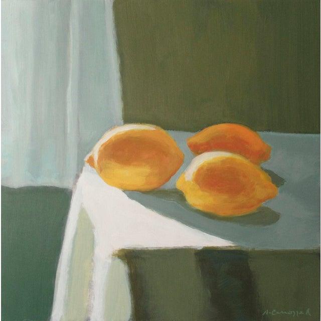 2010s Lemon Light by Anne Carrozza Remick For Sale - Image 5 of 6