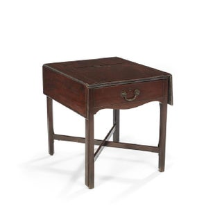 18th Century Georgian Period Mahogany Architects Table Preview