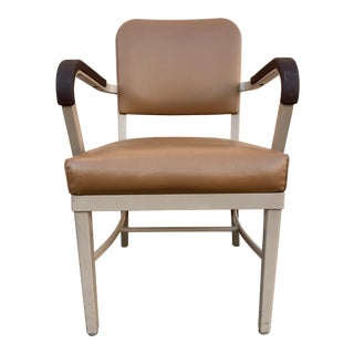Classic Tanker Style Metal Age Task Chair