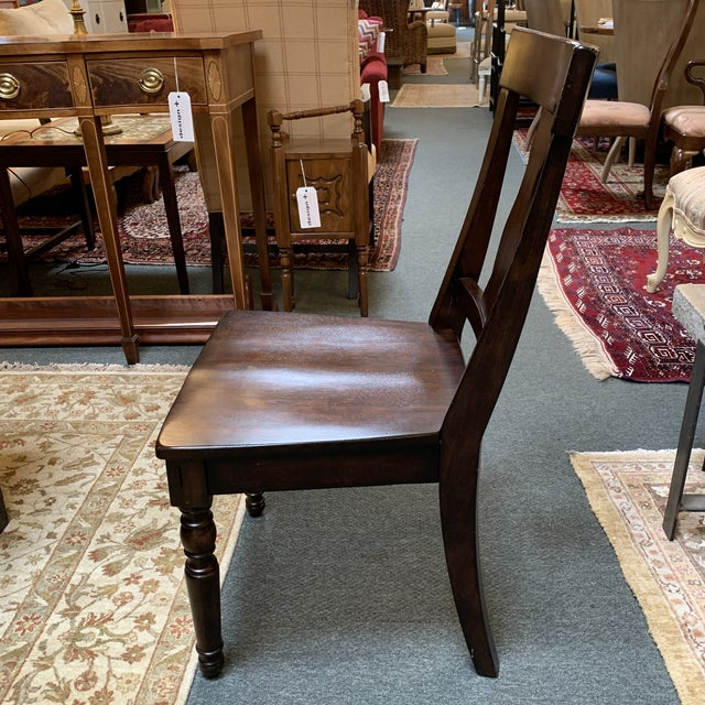 Pottery Barn Dining Table + Eight Dining Chairs