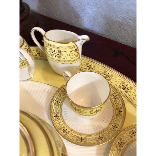 Bailey Banks Includes and Biddle Tea Set For Sale - Image 9 of 11