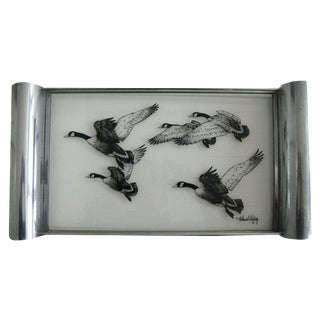 Richard Bishop Duck Tray For Sale