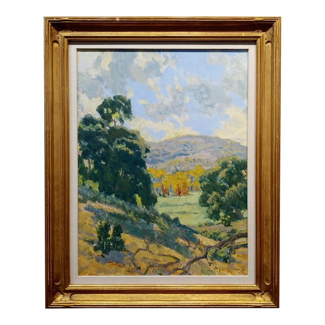 Rodolfo Rivademar - From the WIlderness South of the 71 Fwy- California Oil Painting For Sale