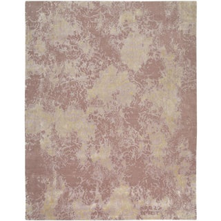 Earth Elements - Customizable Lilac Rug (8x10) For Sale