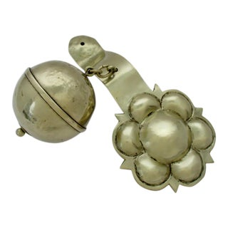 Brass Door Knocker For Sale
