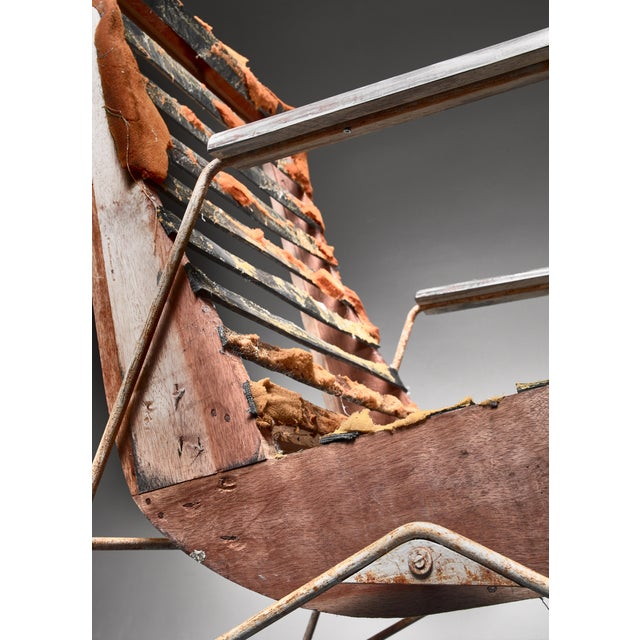 Ernesto Hauner Chaise Longue, Brazil, 1950s For Sale - Image 10 of 13