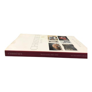 Christie's Masterworks 1900-2000 For Sale