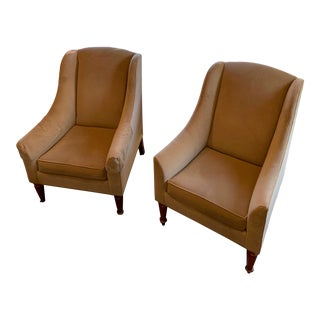 2012 Ethan Allen Living Room Chairs - A Pair For Sale