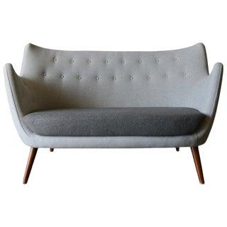 1950s Vintage Original Poet Sofa by Finn Juhl For Sale