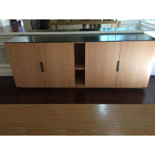 Custom Zebrawood Sideboard - Image 6 of 8