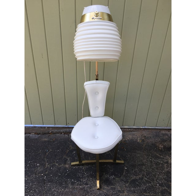 Mid-Century Beehive Salon Chair - Image 3 of 8