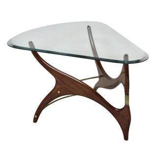 An Occasional Table in the Manner of Carlo Molino