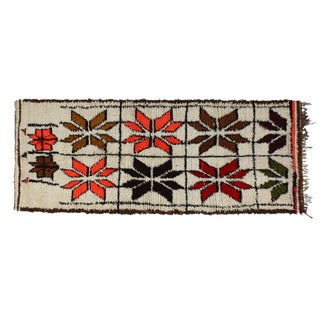 Moroccan Rug- 8'3'' X 3'1'' For Sale