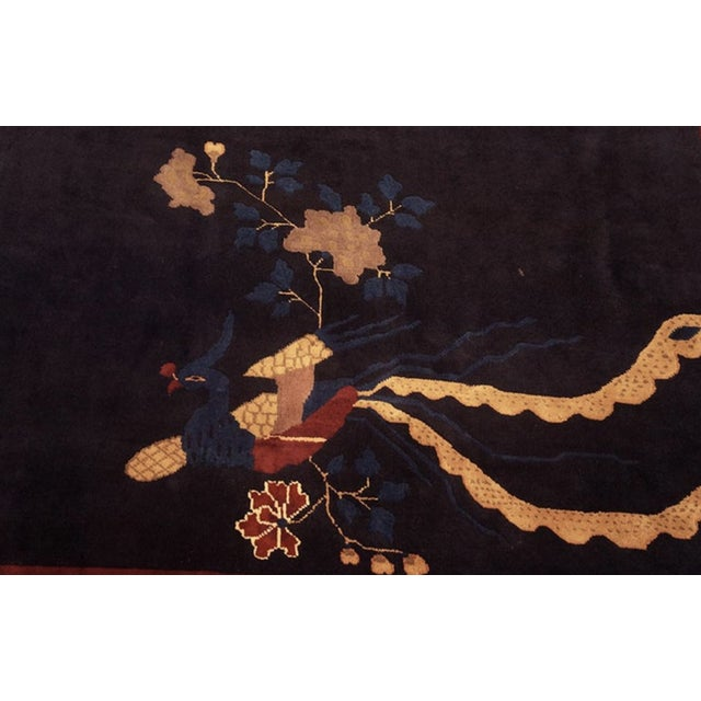 """Antique Chinese - Peking Rug 11'0""""x15'0"""" For Sale - Image 4 of 6"""