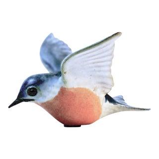 Andersen Design Flying Bluebird Figurine For Sale