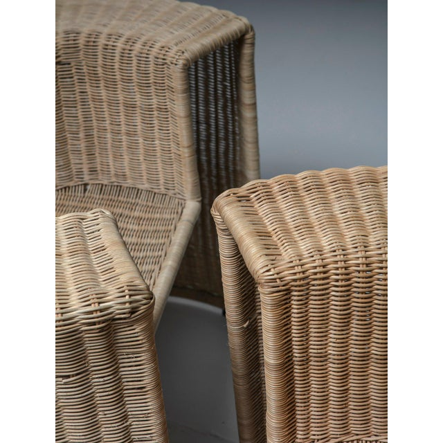 """1990s Pair of """"Charlotte"""" Chairs by Mario Botta for Horm For Sale - Image 5 of 7"""